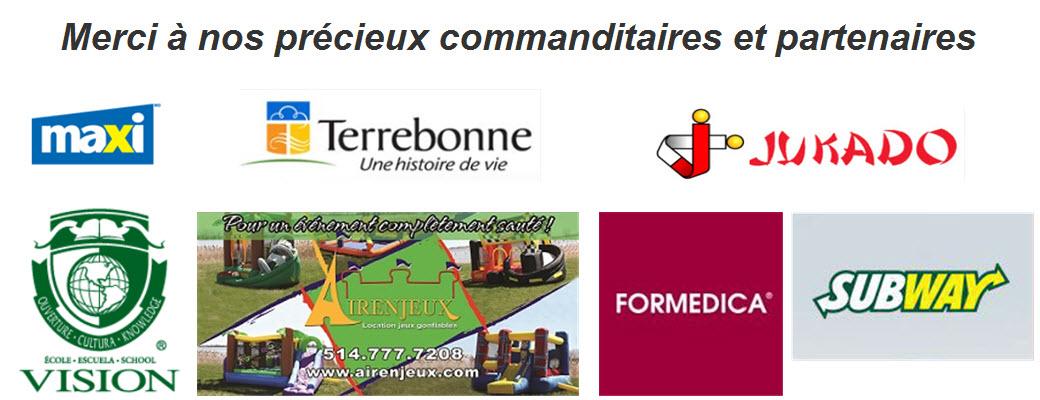 Commandites_partenaires 2013