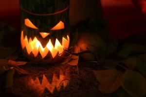 Lumière de citrouille Halloween
