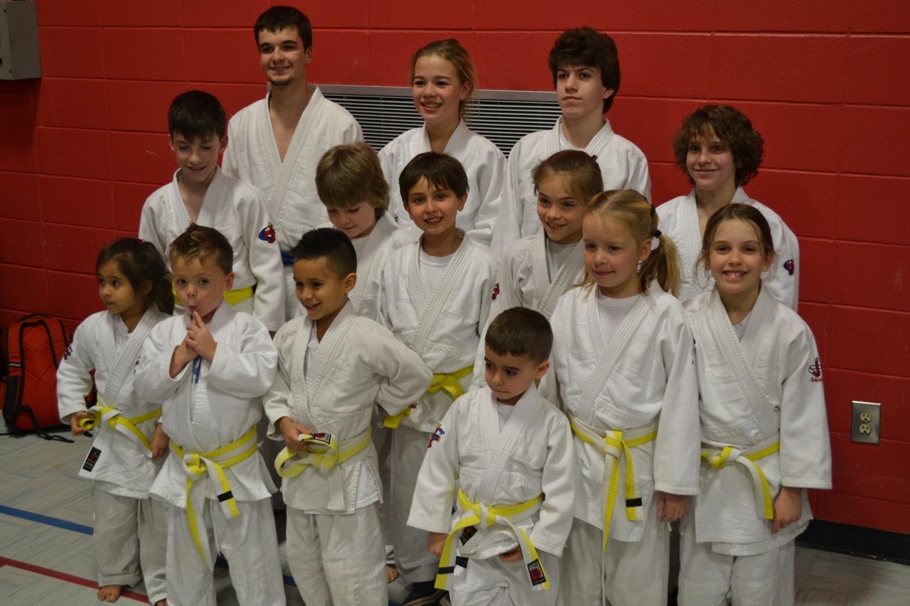 Judokas_participant